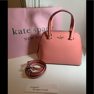 Kate Spade Patterson Drive Small Dome Bag